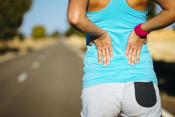 how to treat a back strain in x steps 1