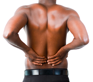 back pain compression therapy