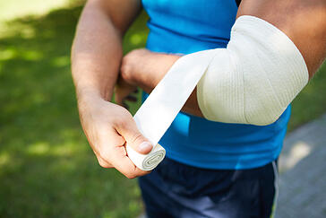common upper extremity injuries