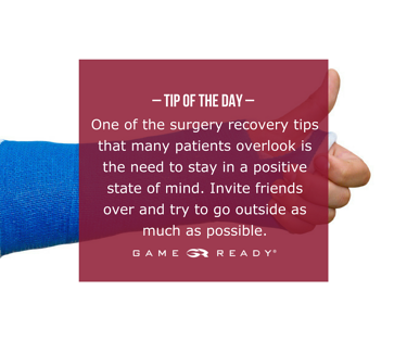 surgery recovery