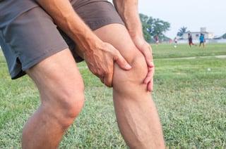 reduce knee swelling