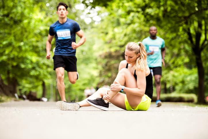 What Helps A Sprained Ankle Heal Faster?