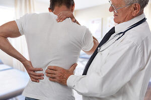 What is the Treatment for a Fractured Spine