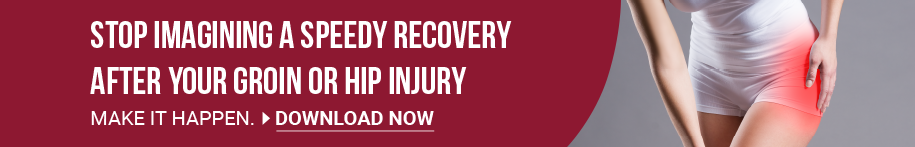 Guide to Accelerating Hip & Groin Recovery