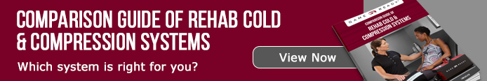 Download the Comparison Guide of Rehab Cold and Compression Systems